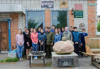 Экскурсия в музей Н.В. Зезюли 21 мая 2018 года