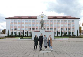 Путешествие в Белоруссию 5.10.2019 г.